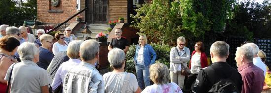 Deutsch-Polnische Begegnung zum Weinfest in Zielona Góra, 06.-07.09.2019