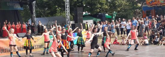 Polsko-niemieckie spotkanie taneczne w Cottbus, 22.-23.06.2019 r.