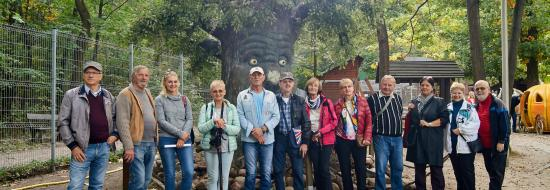 Polsko-Niemieckie Spotkanie Aktywnych Seniorów w Przylepie