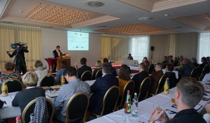 II Polsko-Niemiecka Konferencja w Cottbus, 28.10.19 r.