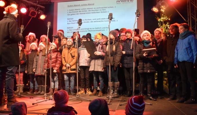Polsko-Niemiecki Projekt Świąteczny z Przyjaciółmi