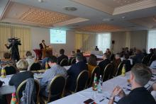 2. Deutsch-Polnische Konferenz in Cottbus, 28.10.19